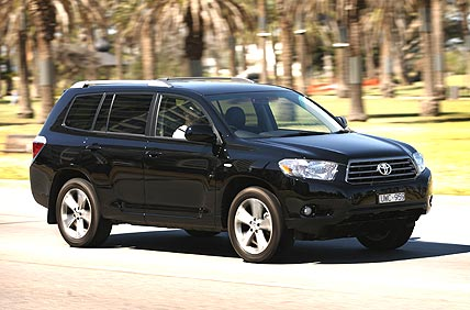 Toyota Kluger 2006 Photo - 1