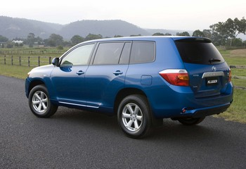 Toyota Kluger 2007 Photo - 1