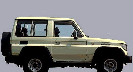 Toyota Land Cruiser 1996 Photo - 1