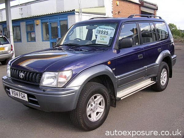 Toyota Land Cruiser 1999 Review Amazing Pictures And