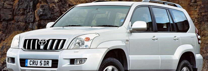 Toyota Land Cruiser 2005 Photo - 1