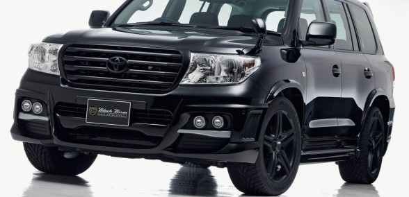 Toyota Land Cruiser 2011 Photo - 1
