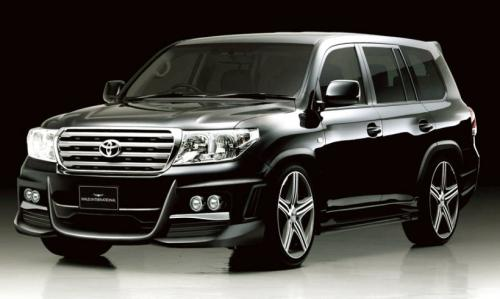 Toyota Land Cruiser 2014 Photo - 1