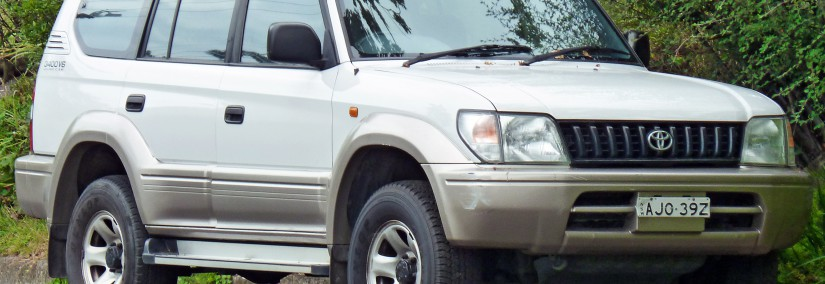 Toyota Land Cruiser Prado 1996 Photo - 1