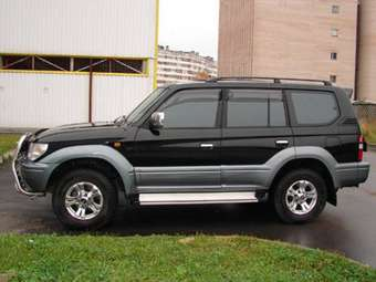 Toyota Land Cruiser Prado 1998 Photo - 1