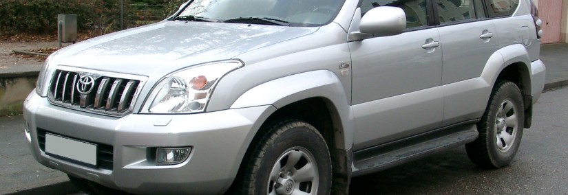 Toyota Land Cruiser Prado 2002 Photo - 1