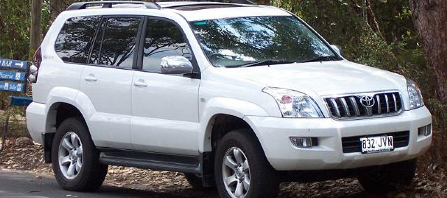 Toyota Land Cruiser Prado 2003 Photo - 1