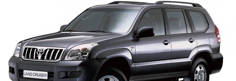 Toyota Land Cruiser Prado 2006 Photo - 1
