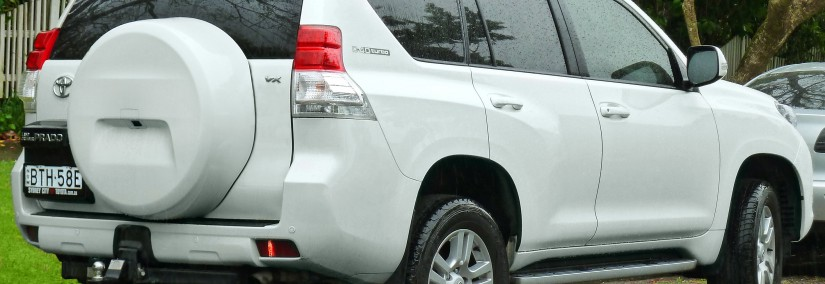 Toyota Land Cruiser Prado 2009 Photo - 1