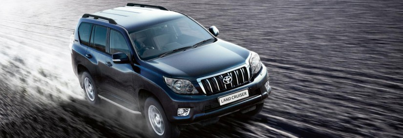 Toyota Land Cruiser Prado 2010 Photo - 1