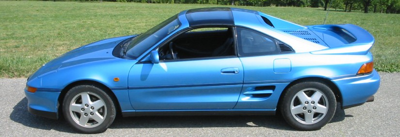 Toyota MR2 1992 Photo - 1