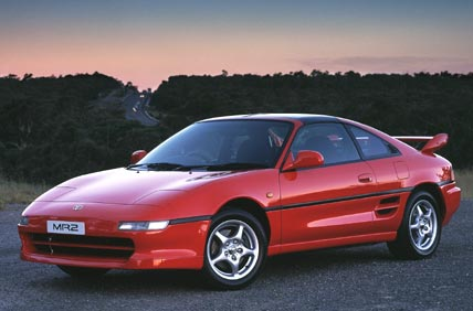 Toyota MR2 1998 Photo - 1