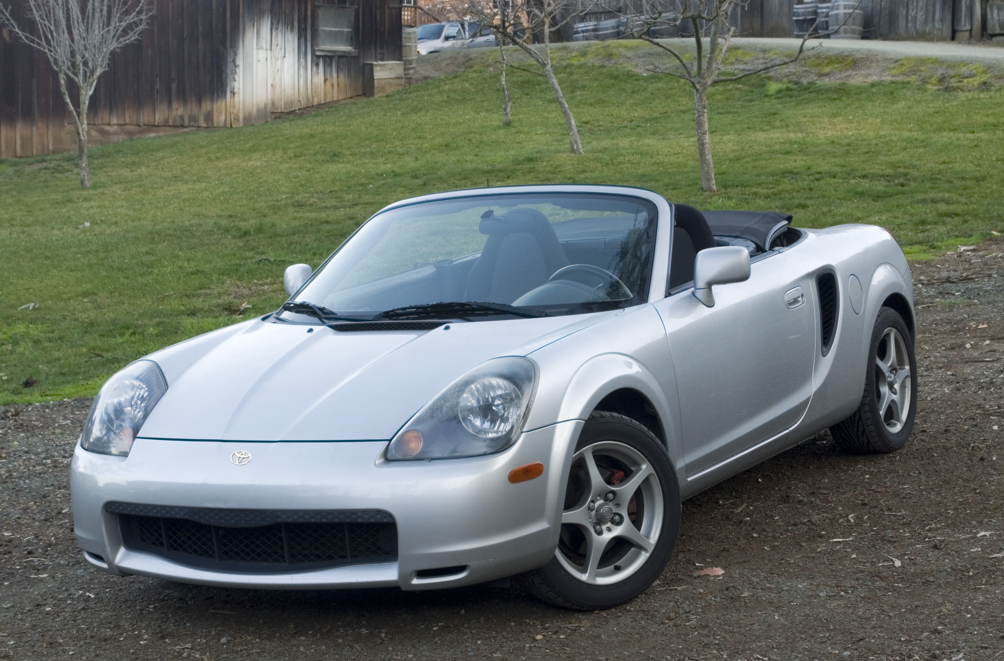 Toyota MR2 1999 Photo - 1