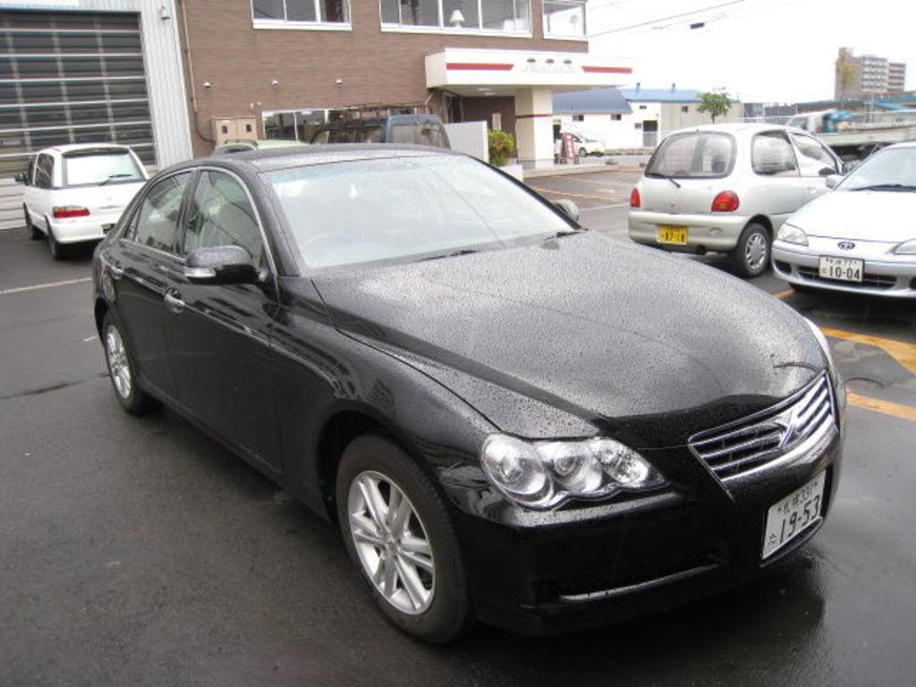 Toyota Mark X 2007 Photo - 1