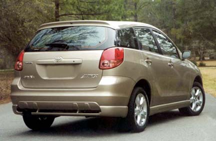 Toyota Matrix 2004 Photo - 1