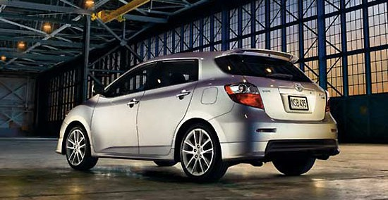 Toyota Matrix 2011 Photo - 1
