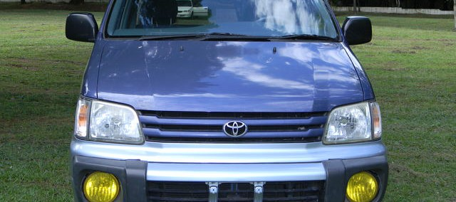 Toyota Noah 1999 Photo - 1