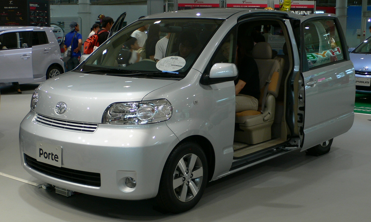 Toyota Porte 2005 Photo - 1