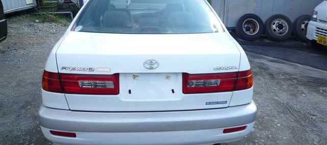 Toyota Premio 2001 Photo - 1