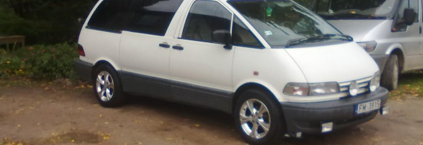 Toyota Previa 1995 Photo - 1