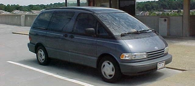 Toyota Previa 1996 Photo - 1