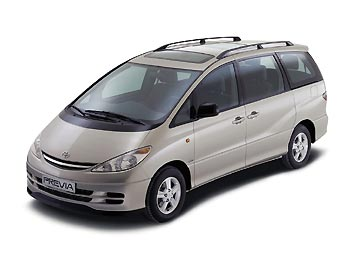 Toyota Previa 1999 Photo - 1