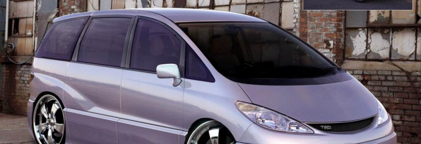 Toyota Previa 2002 Photo - 1