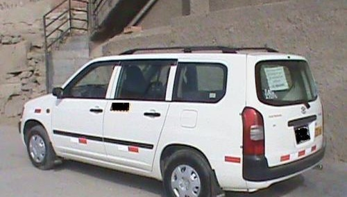 Toyota Probox 2007 Photo - 1