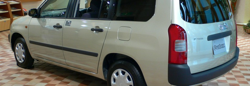 Toyota Probox 2008 Photo - 1