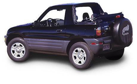 Toyota RAV4 1995 Photo - 1