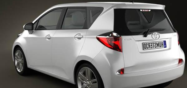 Toyota Ractis 2014 Photo - 1