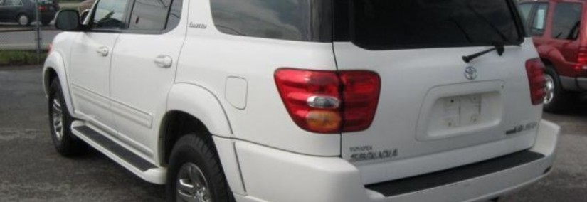Toyota Sequoia 2001 Photo - 1
