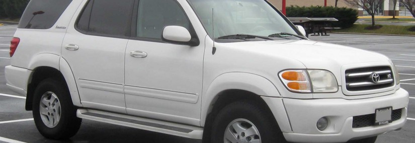 Toyota Sequoia 2004 Photo - 1