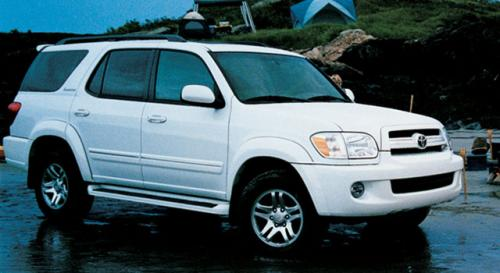 Toyota Sequoia 2005 Photo - 1