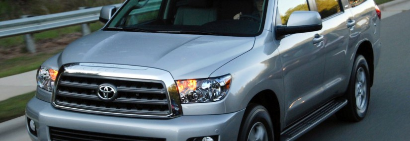 Toyota Sequoia 2010 Photo - 1