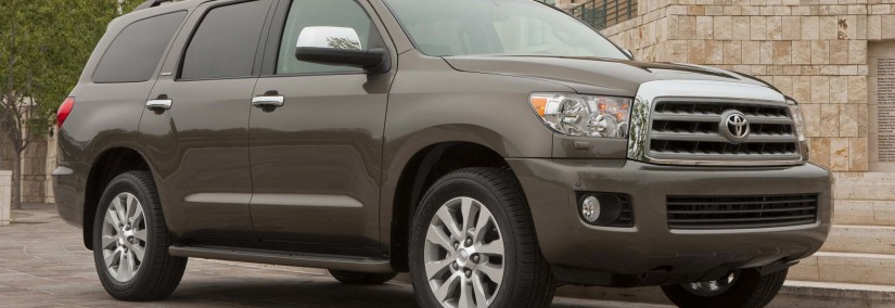 Toyota Sequoia 2012 Photo - 1