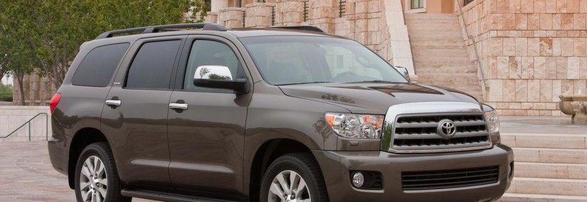 Toyota Sequoia 2013 Photo - 1