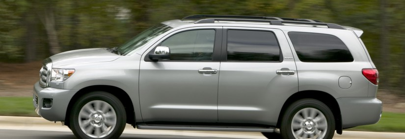 Toyota Sequoia 2014 Photo - 1