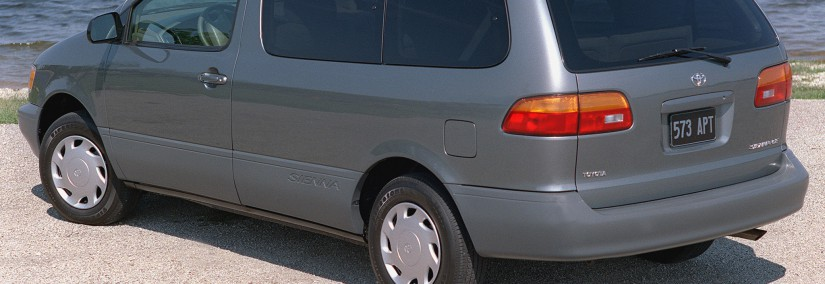 Toyota Sienna 1997 Photo - 1