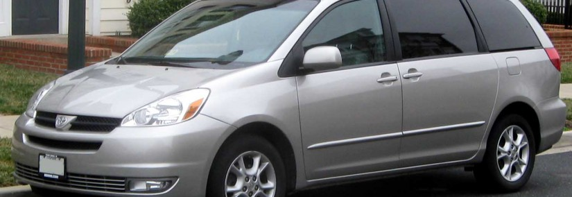 Toyota Sienna 2005 Photo - 1