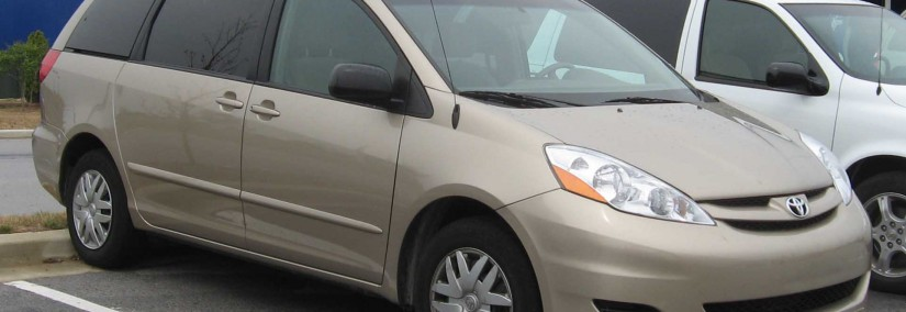 Toyota Sienna 2006 Photo - 1