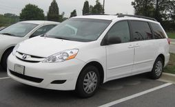 Toyota Sienna 2008 Photo - 1