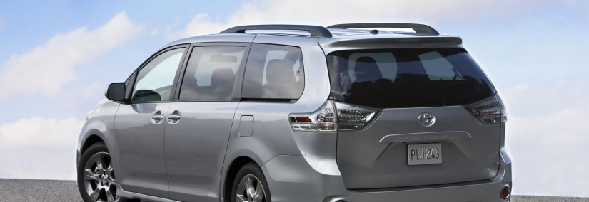 Toyota Sienna 2012 Photo - 1