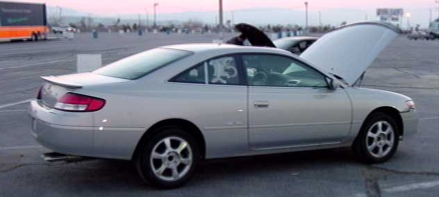 Toyota Solara 1999 Photo - 1
