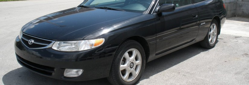 Toyota Solara 2001 Photo - 1