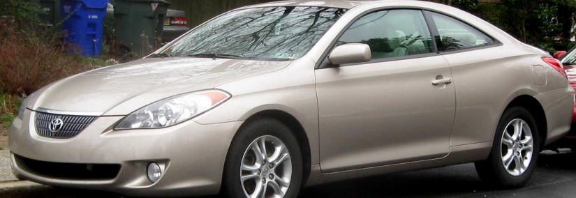 Toyota Solara 2003 Photo - 1