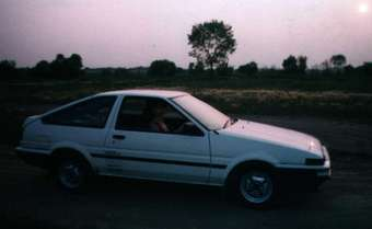 Toyota Sprinter 1986 Photo - 1