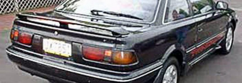 Toyota Sprinter 1989 Photo - 1