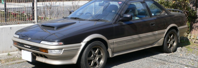 Toyota Sprinter 1991 Photo - 1