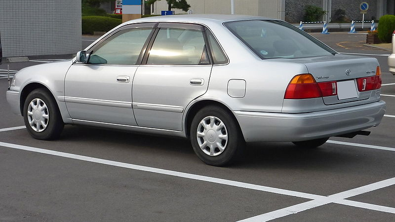 Toyota Sprinter 1998 Photo - 1